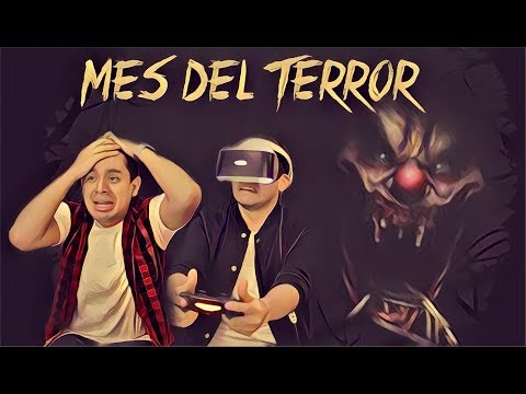 Pepe y Teo Juegan VideoJuegos de Terror (VR) | Pepe & Teo