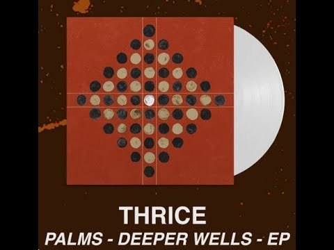 "Thrice tease new song ""Deeper Wells"" off new ""Deeper Wells"" EP..!"