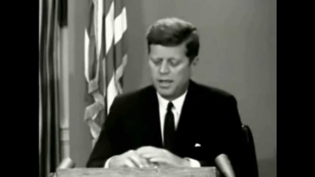 JFK's Civil RIghts Speech - YouTube