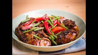 Resepi Ayam Masak Kicap Resepi Ayam Masak Kicap yang mudah disediakan dan sedap sangat rasanya. Pasti ramai yang menggemari ayam masak kicap ...