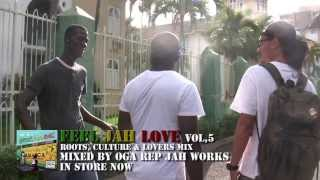 FEEL JAH LOVE VOL.5 TRAILER