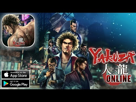 Yakuza Like A Dragon Online Series Latest Work Android Ios Gameplay Youtube