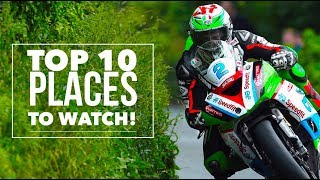 Isle of Man TT: Top 10 Places to Watch | BikeSocial