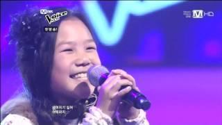 보이스 키즈 - [엠넷 보이스 키즈/Mnet The Voice Kids] 김초은(Kim Cho Eun) - 아름다운 밤