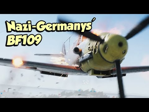 Max upgraded BF109 is NO JOKE - Battlefield 5