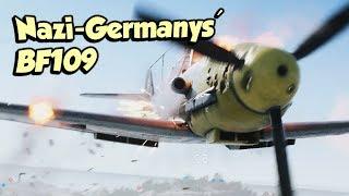 Max upgraded BF109 is NO JOKE - Battlefield 5