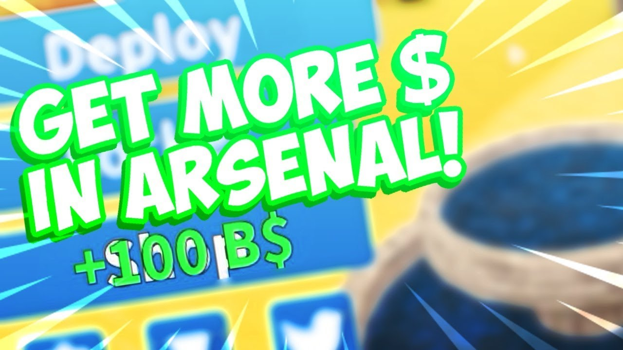 Roblox Arsenal Money Hacks