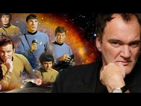 What Would Quentin Tarantino's Star Trek Look Like?