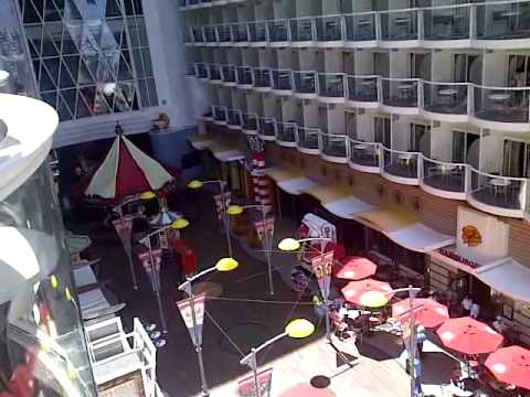Room 10327 On The Oasis Of The Seas Youtube