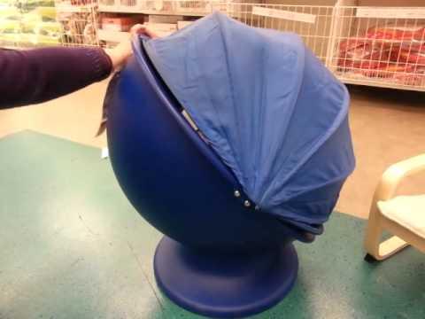 Ikea egg chair  YouTube