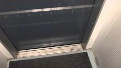 Amazing Old 1982 KONE Single-speed Tr. Elevator/Lift@Sibeliuksenkatu 14, Järvenpää, Finland