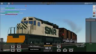 ROBLOX: rails unlimited new train and updates