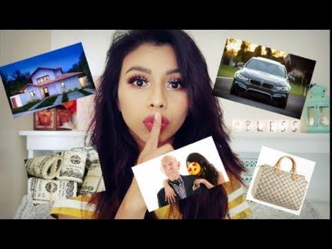 Encontré un sugar daddy!! Me dio casa,carro y dinero?? 😲😲( story time)
