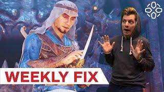 A Ubisoft magyarázkodik a PoP grafikája miatt - IGN Hungary Weekly Fix (2020/37. hét)