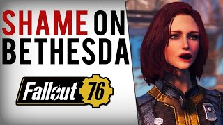 Bethesda Secretly Met With Fallout 76 Critics & Didn't Listen At All... Bethesda Also DENIES Bans?!