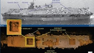 Chiến Hạm Mỹ Nguyên Vẹn Sau 64 Năm Dưới Biển