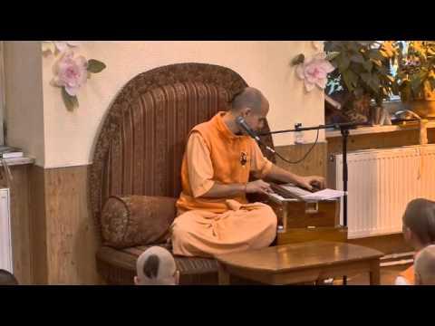 Шримад Бхагаватам 4.12.9 - Адбхута Гауранга прабху