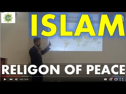 AMAZING Explanation of Islam | OPEN MOSQUE DAY Oct 4 2015 | MCC Chicago