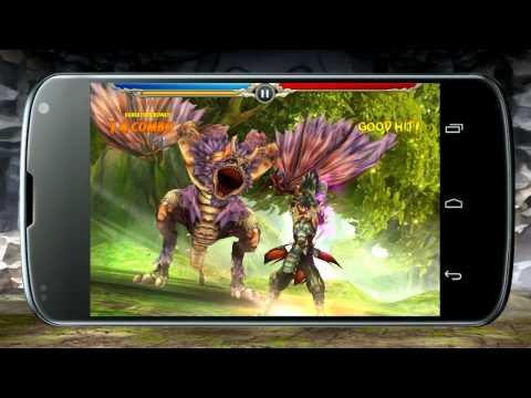 [NUBEE] Monster Blade Official Trailer for Android