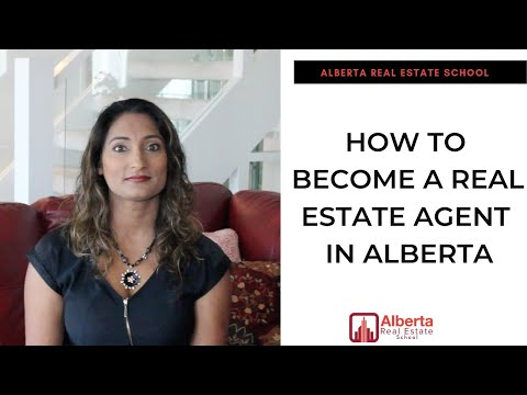 How To Become A Real Estate Agent in Alberta