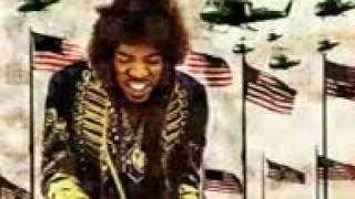 Jimi Hendrix American Woman Cover