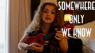 Somewhere Only We Know | Cover Thumbnail