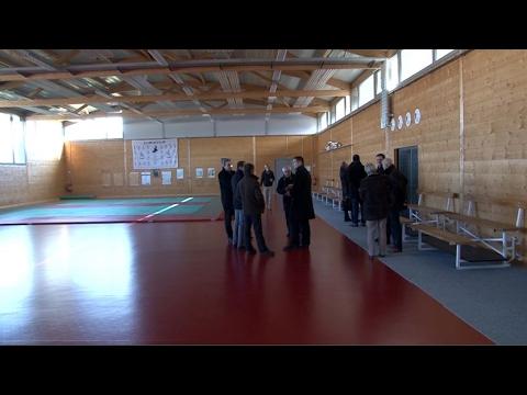 Corcieux Une Salle Des Sports Moderne