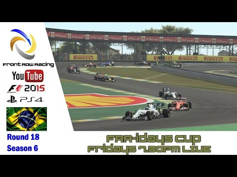 Front Row Racing FRR-idays Cup Brazil round 18
