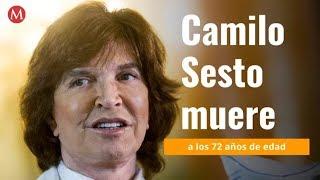 Camilo Sesto muere a los 72 años de edad