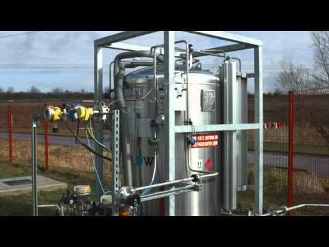 BIOGNVAL : des eaux usées au biométhane liquéfié, une énergie d'avenir - SUEZ France