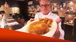Vegetarisches Schnitzel: Dirk Hoffmann macht pikantes Bohnenschnitzel | Abenteuer Leben | kabel eins