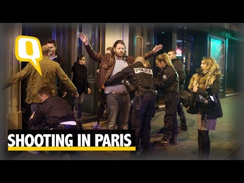 The Quint: Champs-Elysées Shooting: 1 Police Officer Killed, 2 Injured