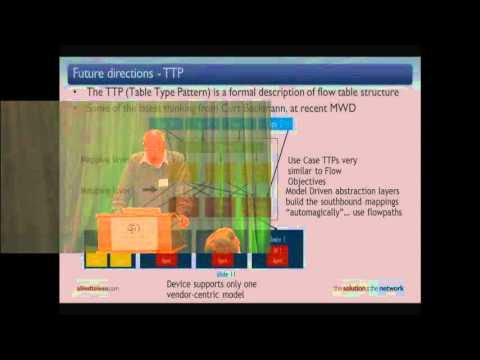 Implementing OpenFlow on a hardware switch - OVS Conference 2015