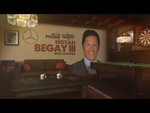 Golf Channel's Notah Begay Talks Tiger Woods & More w/Dan Patrick   Full Interview   3/19/18