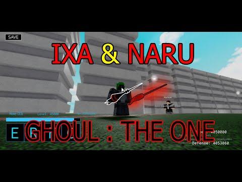 ОБЗОР НА IXA&NARU (GHOUL : THE ONE)