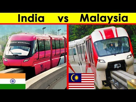 Indian Railways vs Malaysian Railways Complete Comparison (2018)