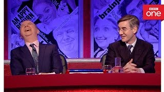 Jacob Rees-Mogg on May vs Johnson - Have I Got News for You 2016: Episode 9 - BBC One