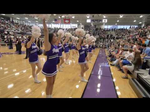 Fayetteville High School Pep Rally - episode 1