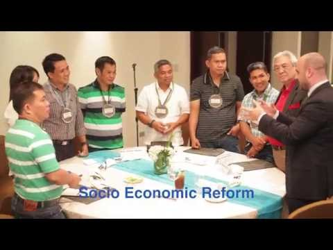 The German Foundations in the Philippines