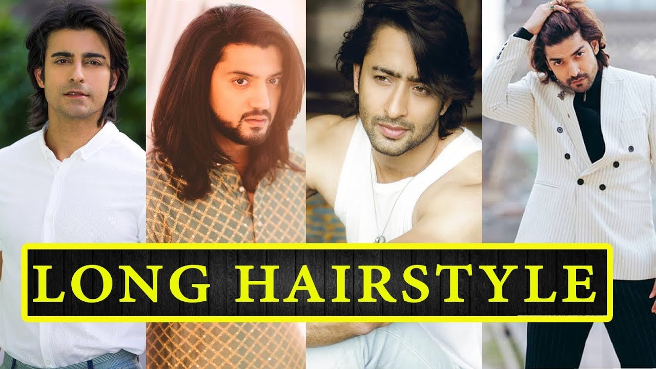 Long Hairstyle Of Top 12 Handsome Indian TV Actors