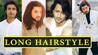 Gambar cover Long Hairstyle Of Top 10 Handsome Indian TV Actors
