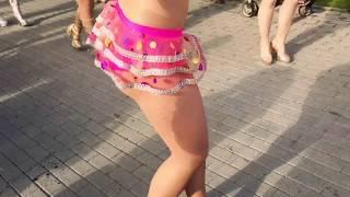 Бразильский карнавал в Измайловском парке