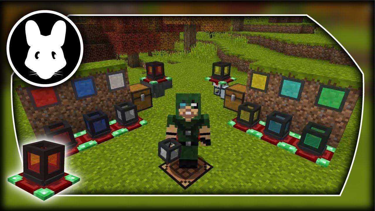 Dank Null (/dank/null) mod - Bit-by-Bit for Minecraft! Mischief of Mice!