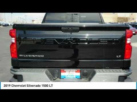 2019 Chevrolet Silverado 1500 Loveland CO T19276