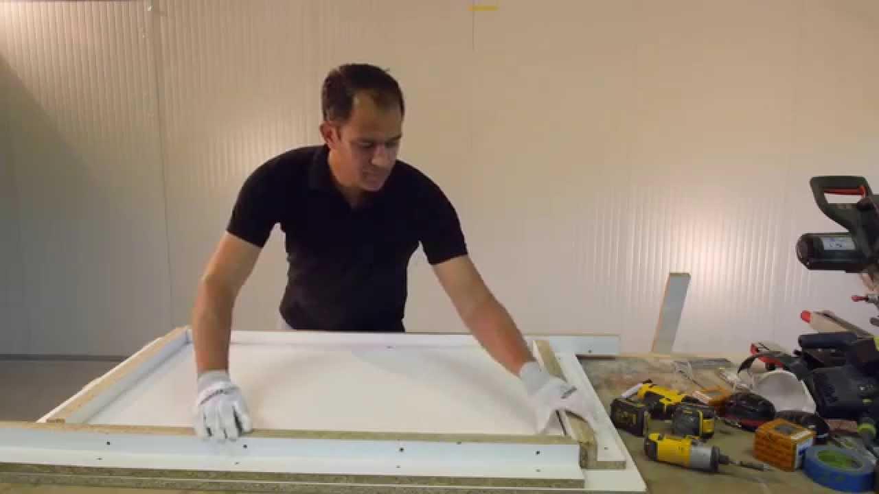 Gebruiksaanwijzing  Deel  1 Bouw betonmal  Wet Cast  YouTube # Wasbak Bouw_190119