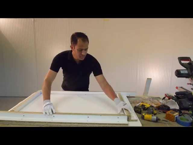 Gebruiksaanwijzing - Deel - 1 Bouw betonmal - Wet Cast