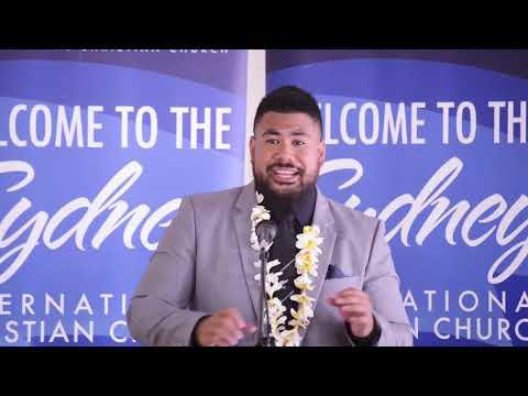 Be A Dreamer - Tyrone White & Sikotilani Iakopo 08-04-2018