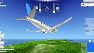 ROBLOX - Acceleration - [6] - Sierra 418 approach into London Gatwick!
