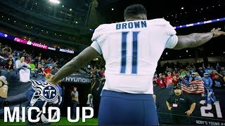 Titans Mic'd Up vs. Texans (Week 17) | Sounds of the Game