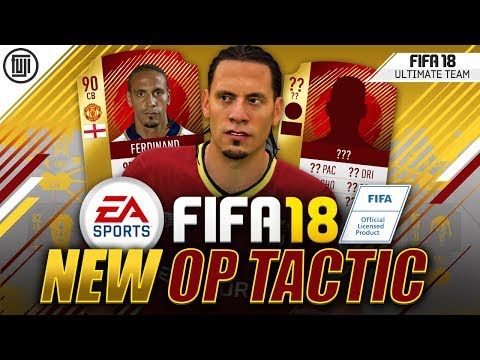 IS THIS THE NEW OP FORMATION!? - FIFA 18 Ultimate Team